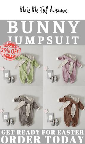 omper baby bunny jumpsuit oder
