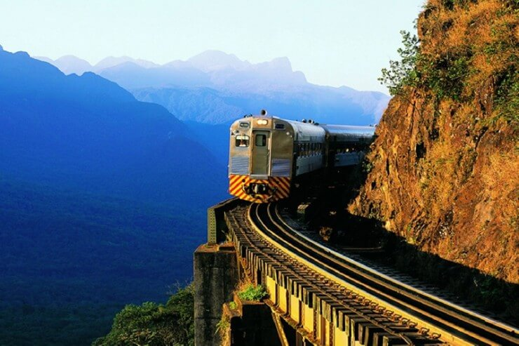 serra verde express what to see in brazil