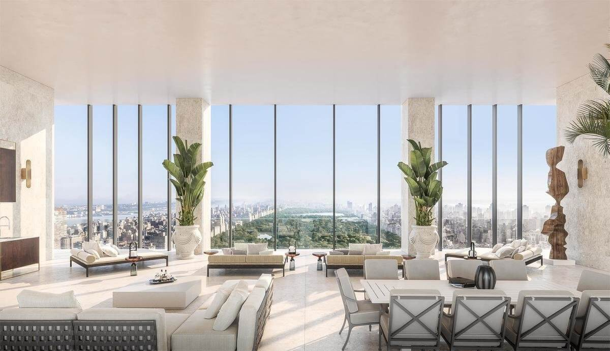 manhattan view penthouse nyc, nyc life, nyc living, new york penthouses, midtown nyc, new york, nyc neighborhoods, nyc dream, nyc house, penthouse goals nyc,