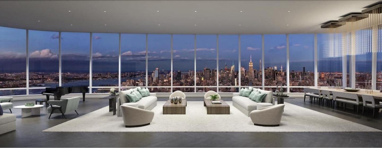 nyc life, nyc living, new york penthouses, midtown nyc, new york, nyc house, penthouse goals nyc