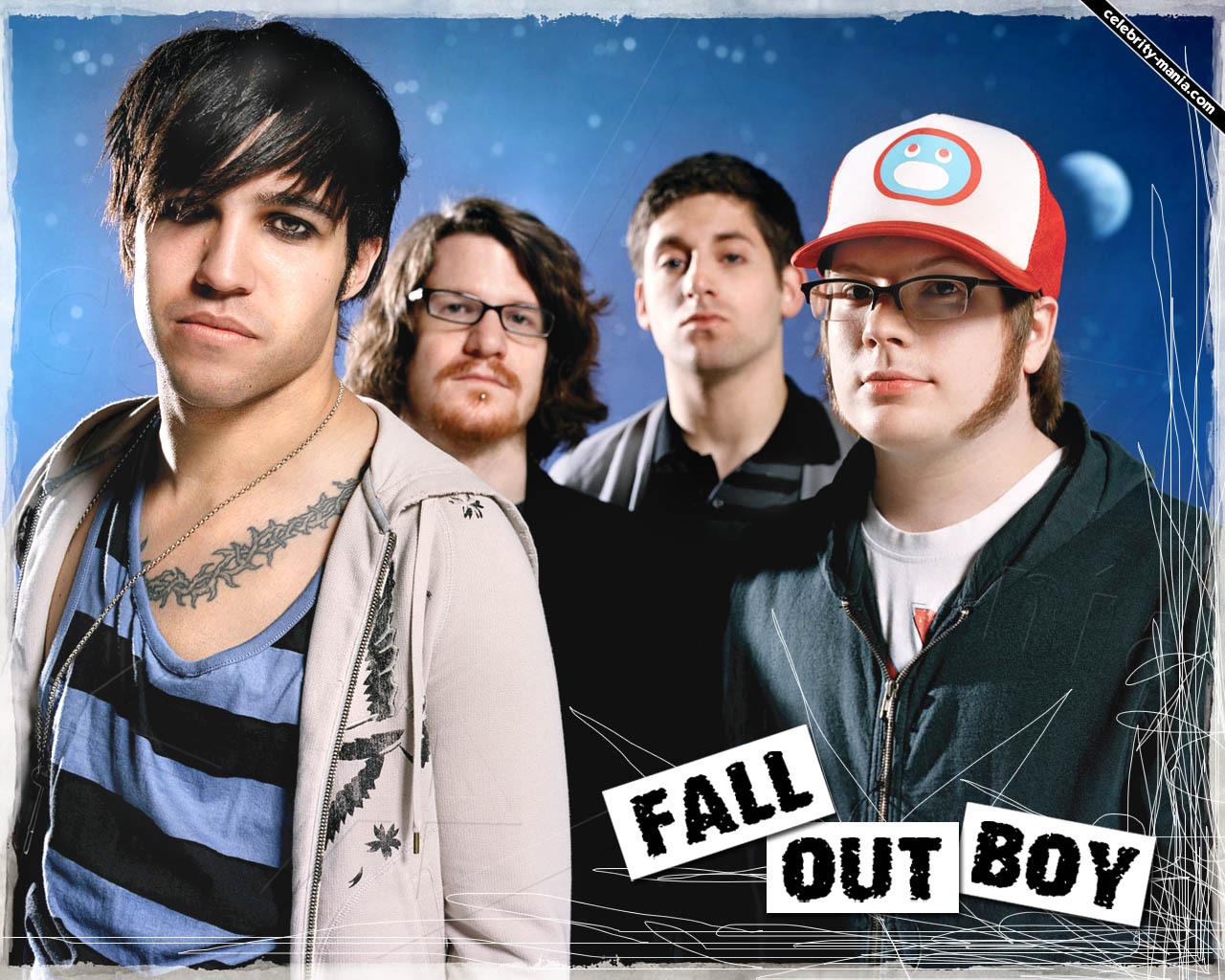 Fob Wallpaper Fall Out Boy Fall Out Boy Lyrics Quiz