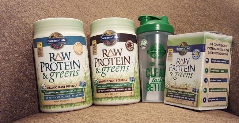 Raw Protein Greens Review All The Things I Do