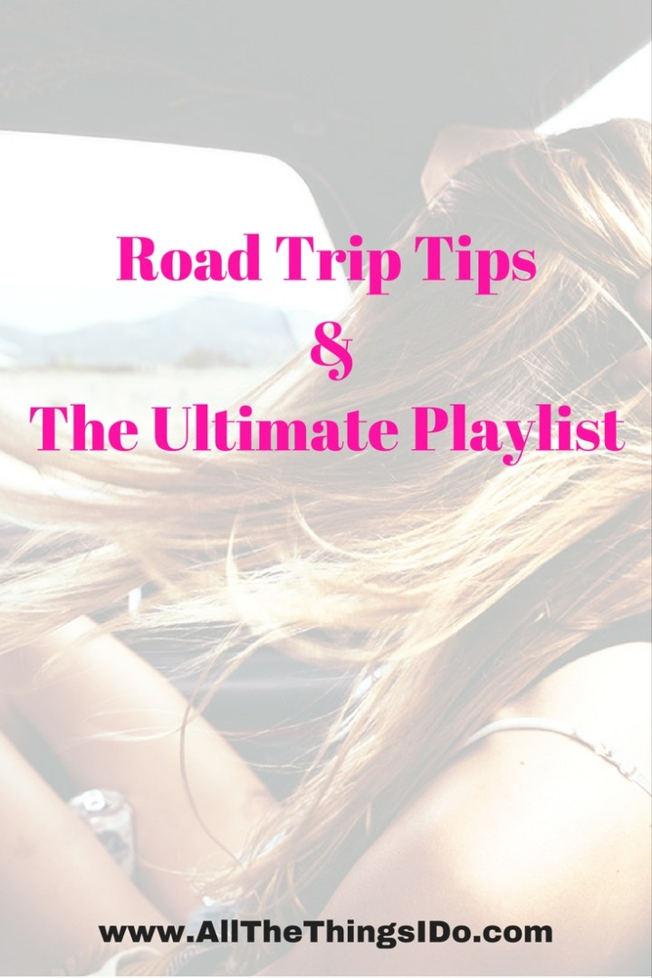 My Road Trip Playlist