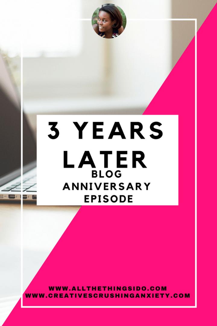 blog anniversary episode