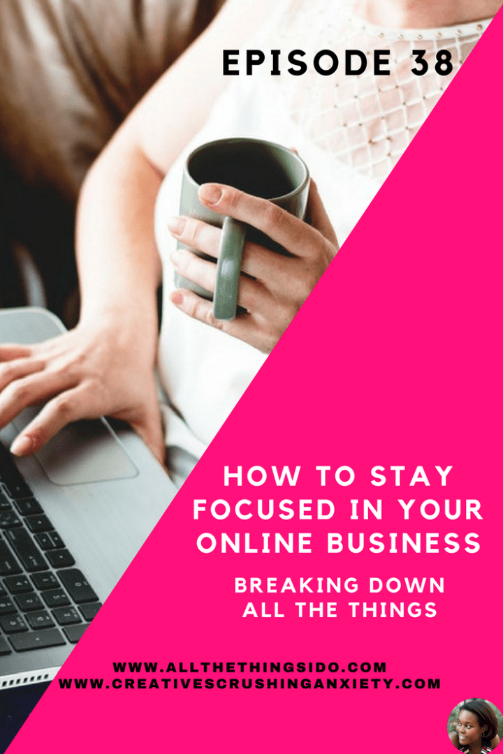 How to Stay Focused in Your Online Business