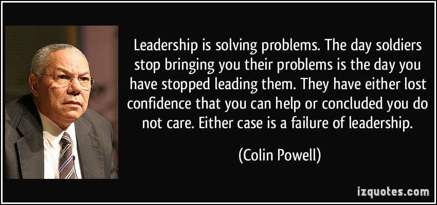 Two trusted perspectives on the definition of leadership - All the Way  Leadership Blog