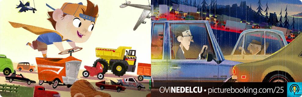 Picturebooking with Ovi Nedelcu
