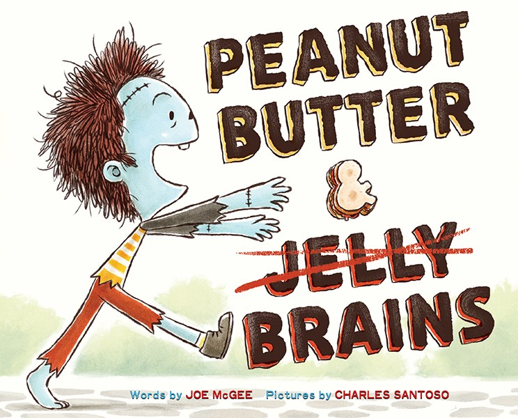 Peanu Butter & Brains
