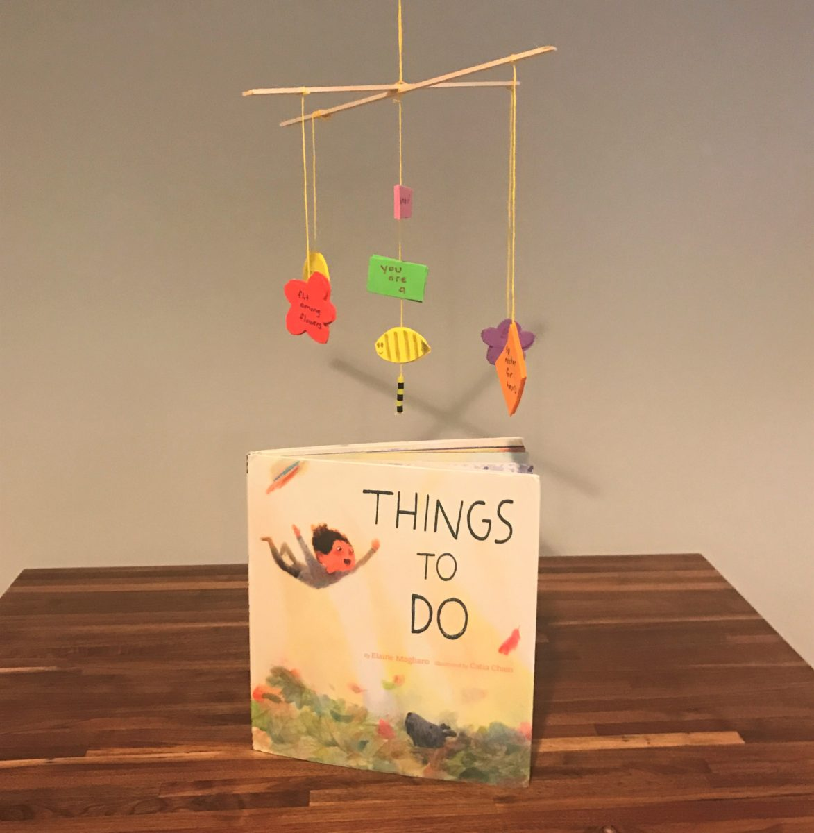 Things To Do Poetry Mobile Craft All The Wonders