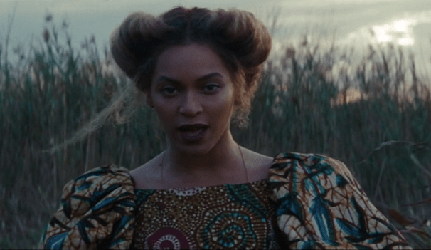 Beyoncé Wears Ankara Print Gown in Lemonade Visual Album 2