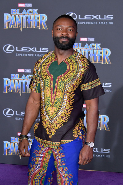 Movie Premiere: David Oyelowo and Jessica Oyelowo Attends ...