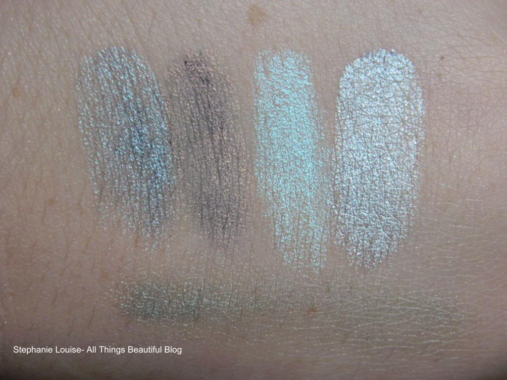 NEW Maybelline Color Tattoo Shades for Summer 2013 Swatches & Review