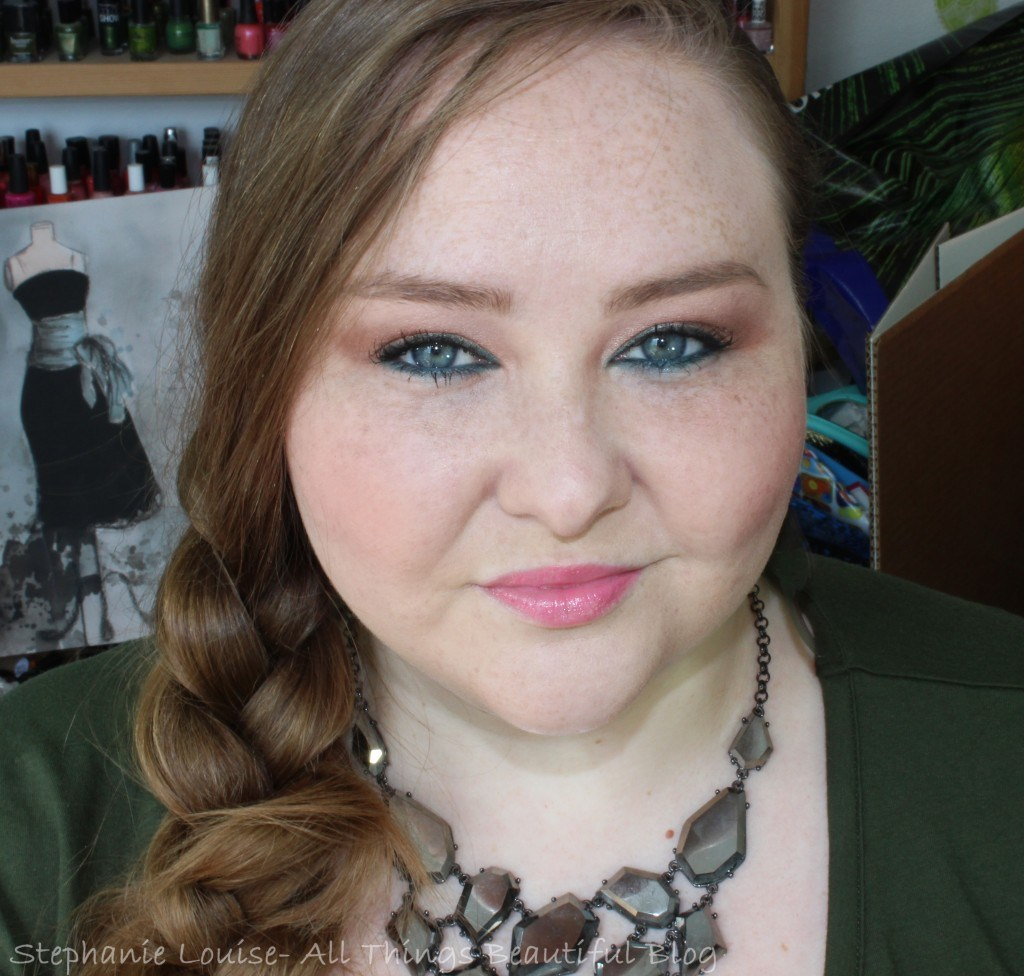 Easy Pop of Color Summer Look with Laura Mercier + Reviews