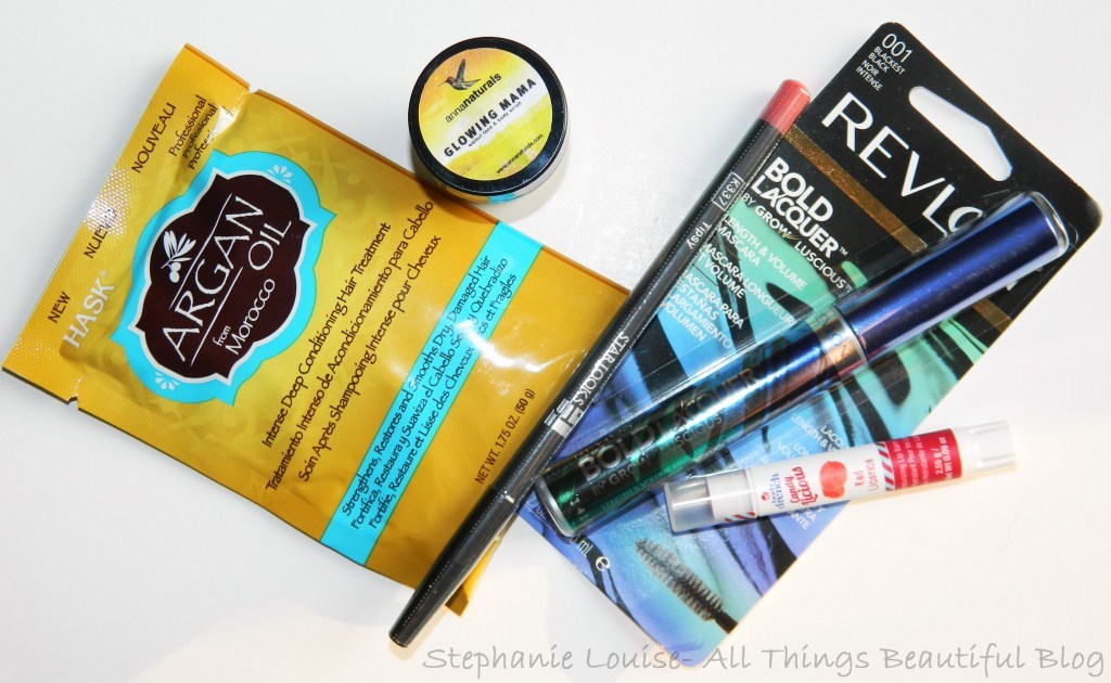 Beauty Box 5 for July 2014 featuring Revlon, Hask, & More!