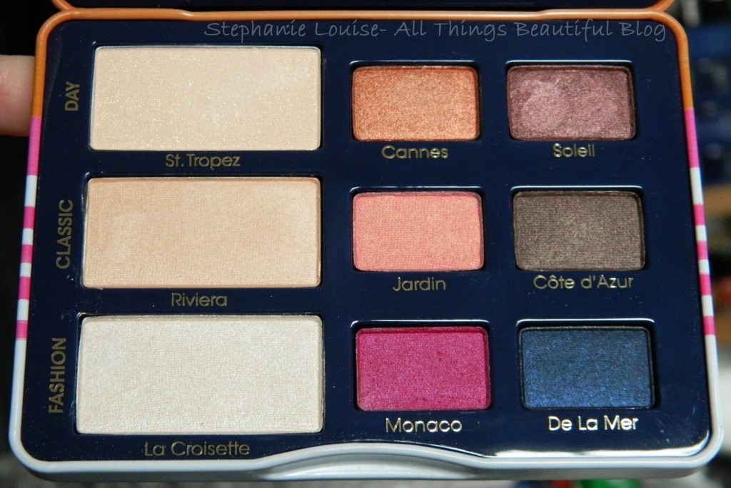 Too Faced A la Mode & Bonjour Soleil Palettes Swatches, Review, & Eye Look!