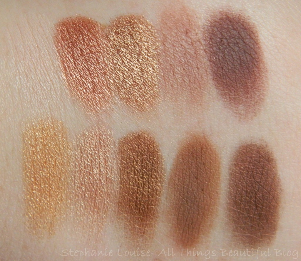 LORAC Unzipped Palette Swatches, Review, & Eye Look