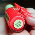 Pixi Nail Polish in Caliente Coral Swatches & Review