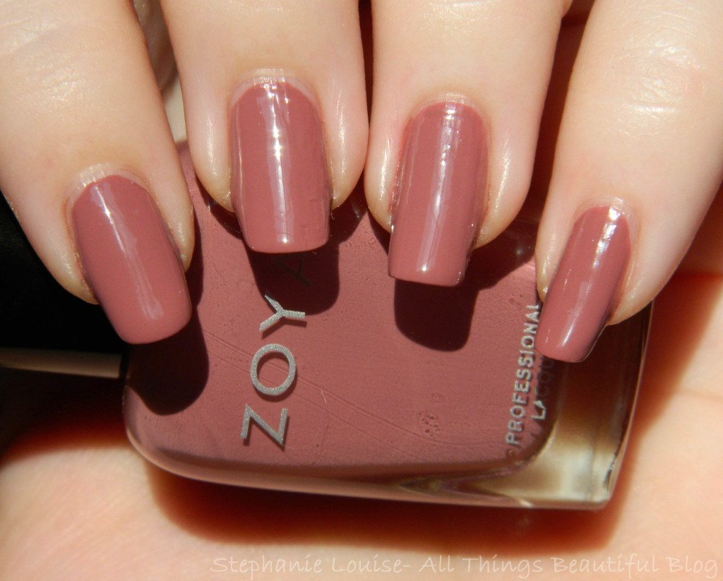 Zoya Naturel Deux Collection Swatches & Review