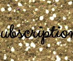 Glitter Categories from All Things Beautiful XO