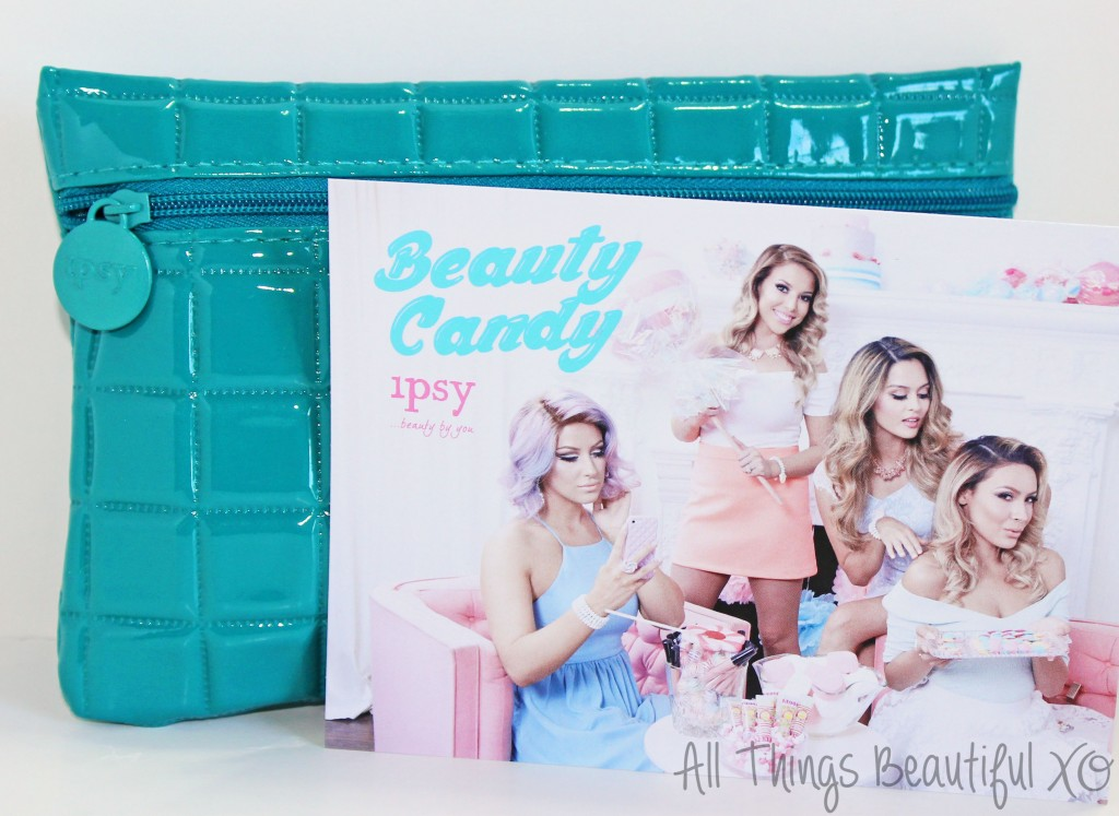 Ipsy Bag for October 2014 featuring Model Co., Nicole by OPI, & More!