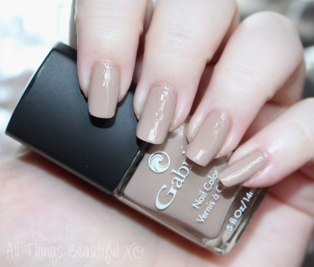 Gabriel Color BLOCKade Nail Polish Collection Swatches & Review