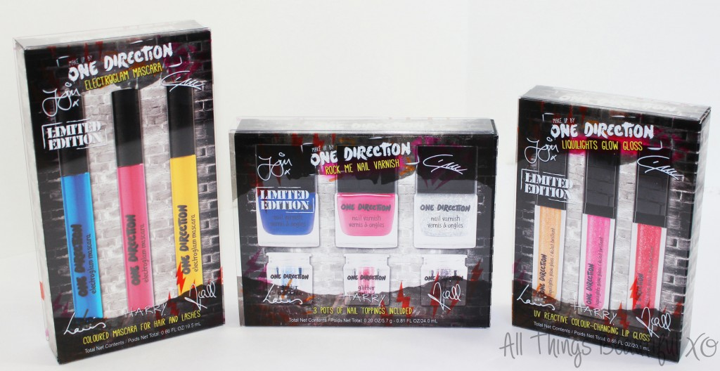 3 Beauty Sets Perfect for the One Direction Fan in Your Life! from All Things Beautiful XO
