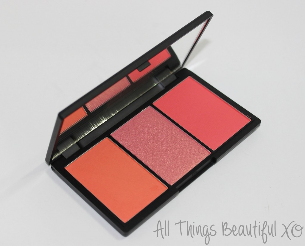 My Sleek Blush by 3 Palettes with Swatches & Reviews! from All Things Beautiful XO