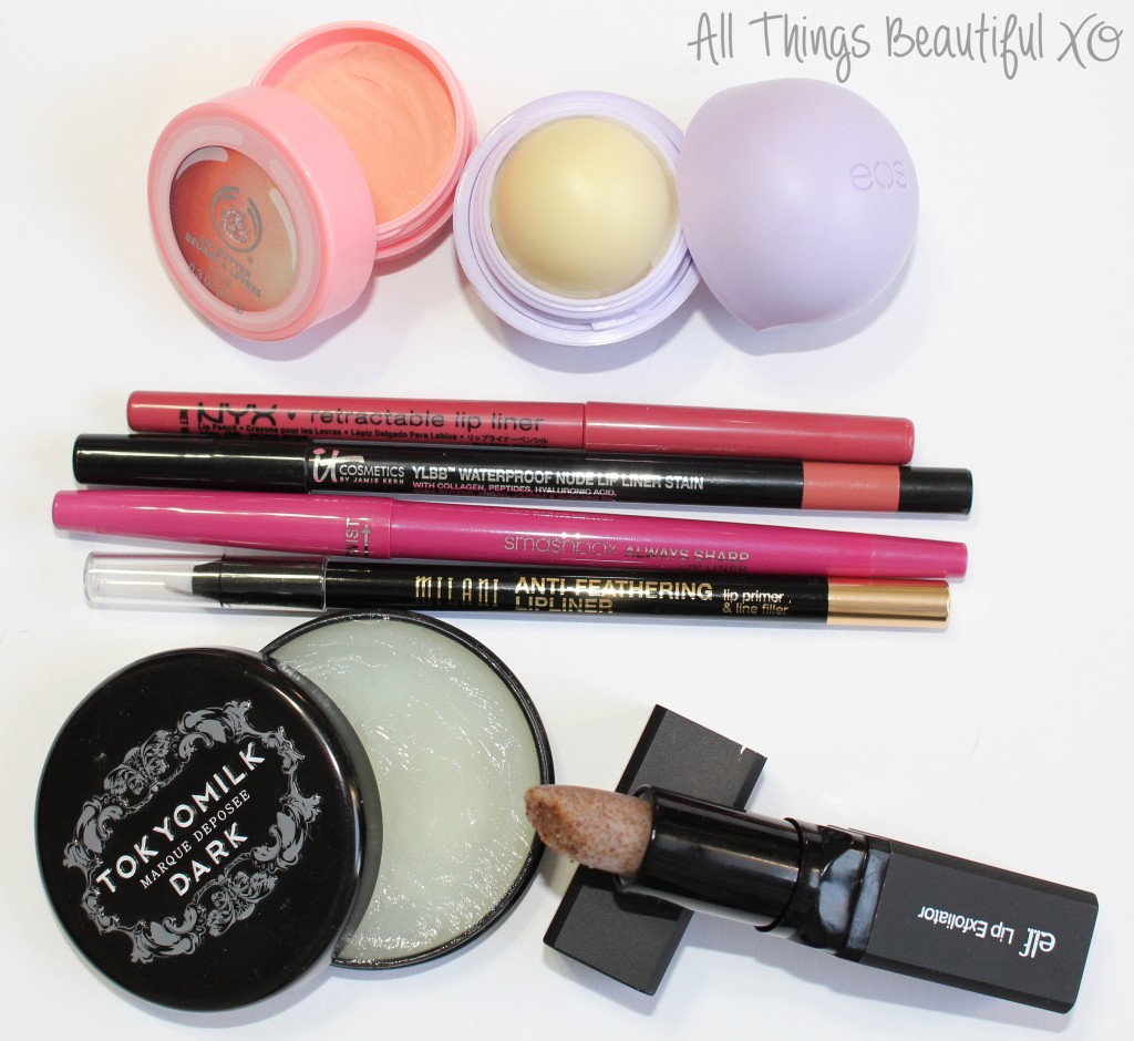 Favorites for 2014- Lips from All Things Beautiful XO