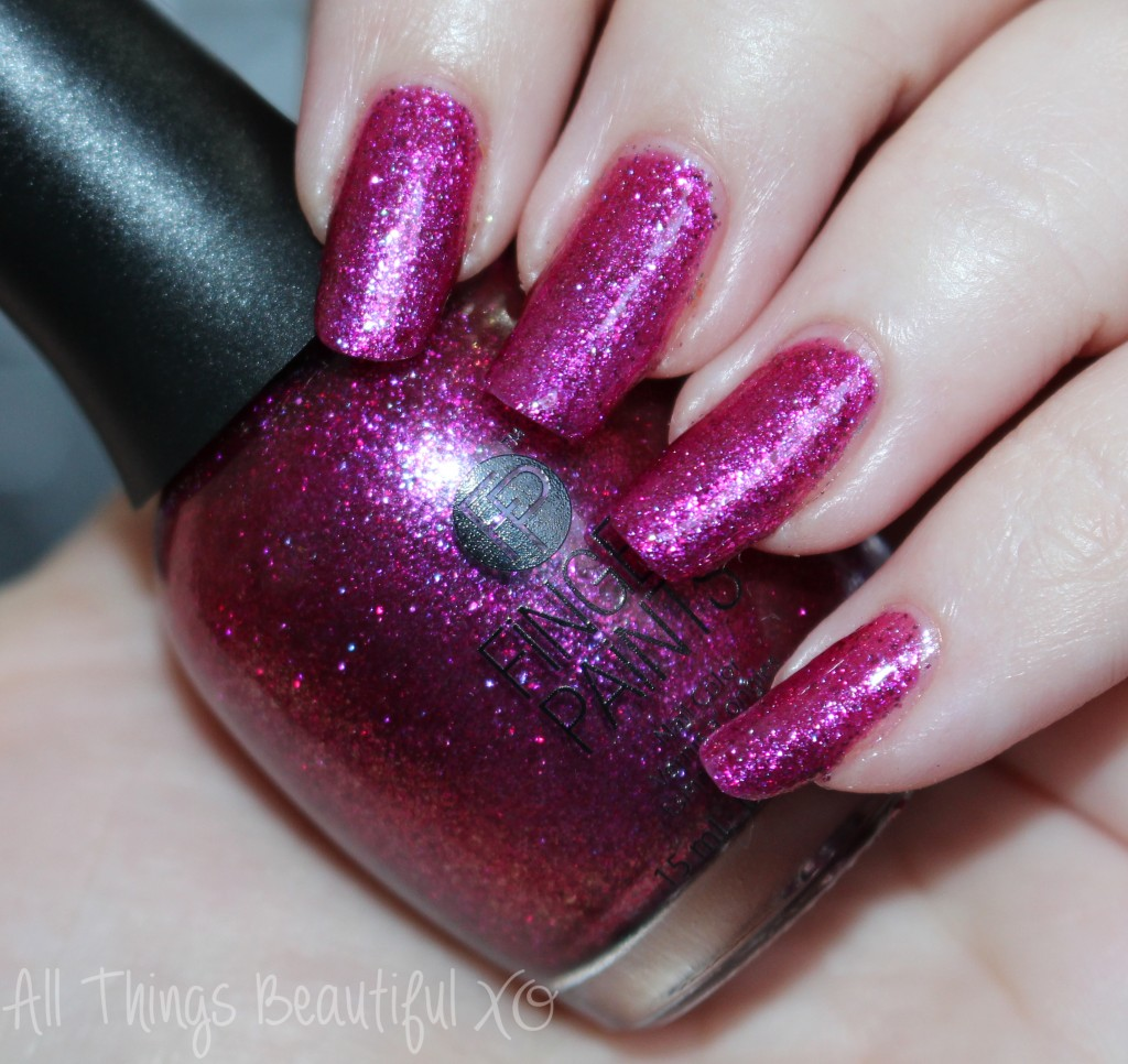 New Finger Paints Shades for 2015 Swatches & Review from All Things Beautiful XO