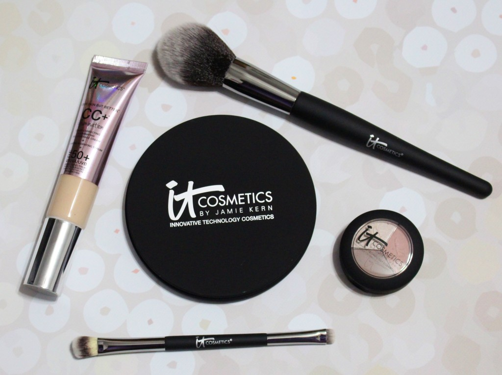 It Cosmetics CC+ Your Way to Radiant Skin Review & Demo
