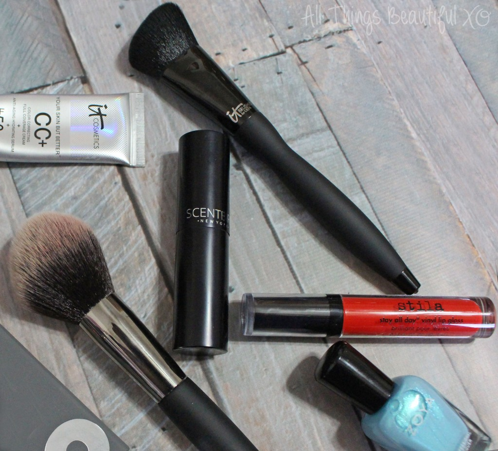 March 2015 Beauty Favorites including It Cosmetics, Milani, KBShimmer, & More! Great spring makeup picks, brands I love, & even some that are going a bit into summer beauty! on All Things Beautiful XO