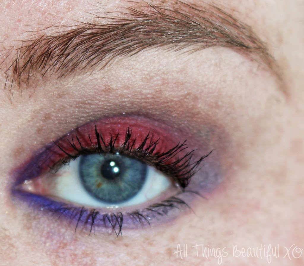 Check out the Colour Pop Fetch Please Set which includes one matte single eyeshadow, a pressed pigment duo, an eyeshadow duo, & 3 matte lippie stix. Keep reading to see my review, swatches, & an eyeshadow look on All Things Beautiful XO | www.allthingsbeautifulxo.com