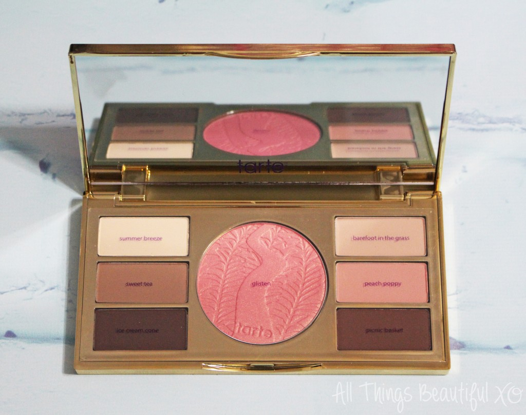 Check out my eyeshadow tutorial using the Tarte Poppy Picnic Palette & Tarte Precision Longwear + swatches & review on All Things Beautiful XO   www.allthingsbeautifulxo.com