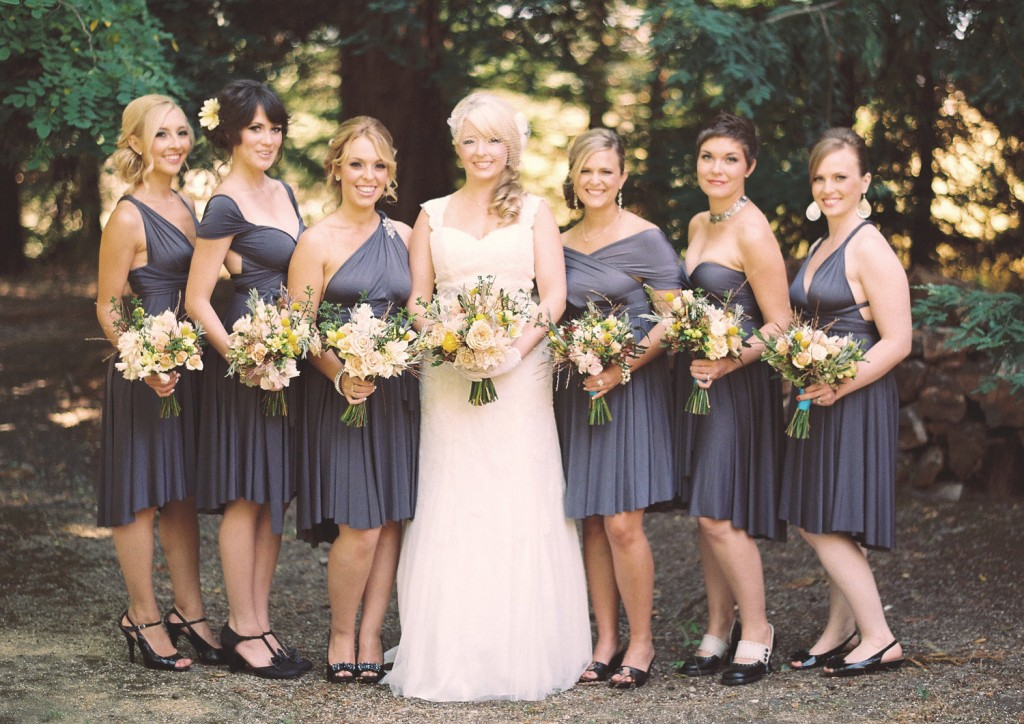 Some Easy Bridesmaid Fashion Tips to Help Save Time & Money on All Things Beautiful XO | www.allthingsbeautifulxo.com
