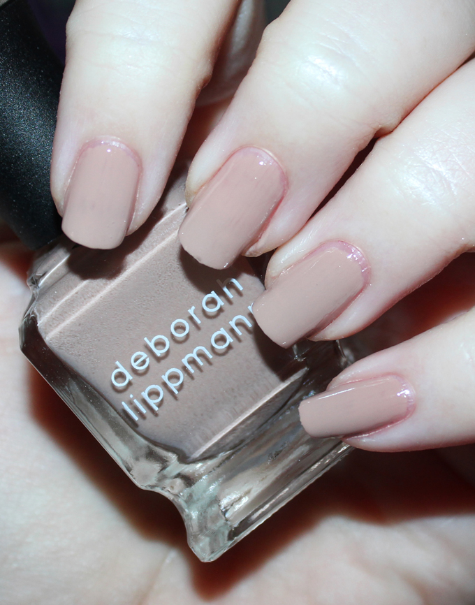 Deborah Lippmann Nail Polish in Fashion   Fabulous Deborah Lippmann Nail Lacquer Shades- Swatches & Thoughts!