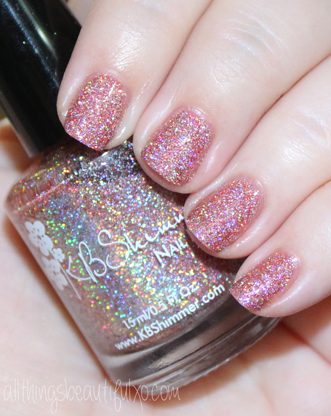 This is KBShimmer Turning Pointe Swatches & Review of the KBShimmer Fall / Autumn Collection 2016 . Check out more posts on nail art, makeup looks, & beauty reviews on All Things Beautiful XO