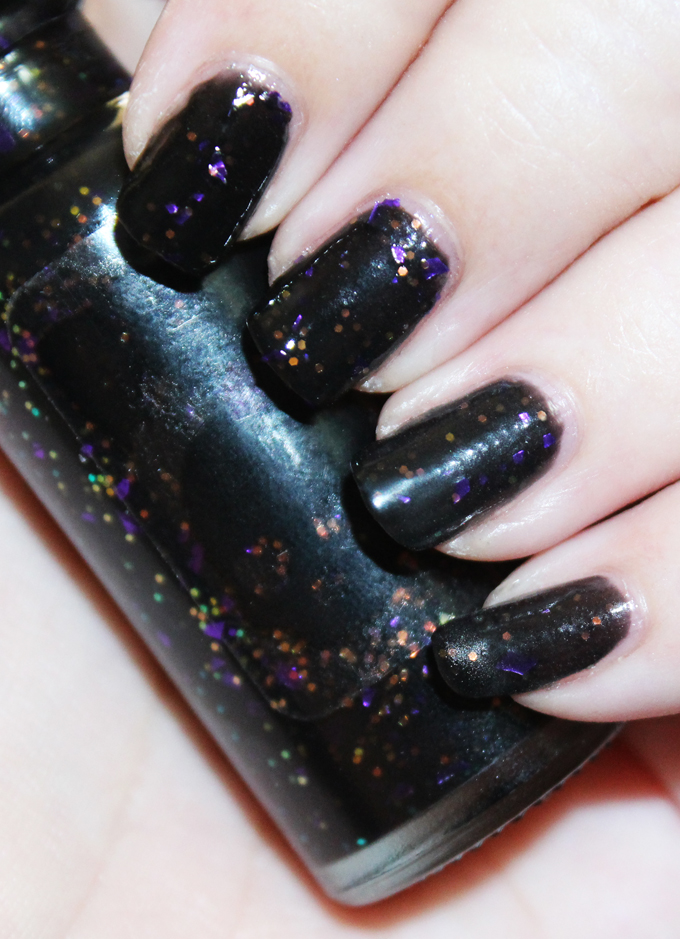 This is Halloween from indie brand Black Label Nails  A look inside the Jack Indie Box with Halloween goodies! Swatches & reviews on All Things Beautiful XO including more on makeup, nail polish, & beauty!