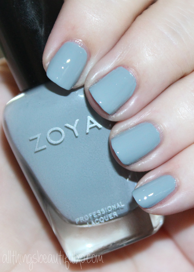 This is Zoya August Swatches & review of the Zoya Urban Grunge Creams including the shades Mallory, August, Wyatt, Courtney, Tara, & Noah! Check out more nail art, makeup reviews, & style on All Things Beautiful XO