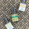 3 of my Favorite New Autumn Scents from Demeter for Autumn- Persimmon, Ireland, & Golden Delicious! Check out more reviews, makeup tutorials, & nail art on All Things Beautiful XO