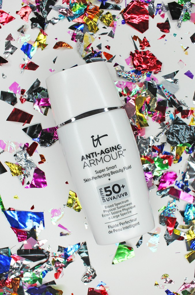 It Cosmetics Anti-Aging Armour Super Smart Skin-Perfecting Beauty Fluid Check out my reviews on some of the absolute best It Cosmetics products now available at your Sephora including skincare, makeup, & beautifying treatments on All Things Beautiful XO