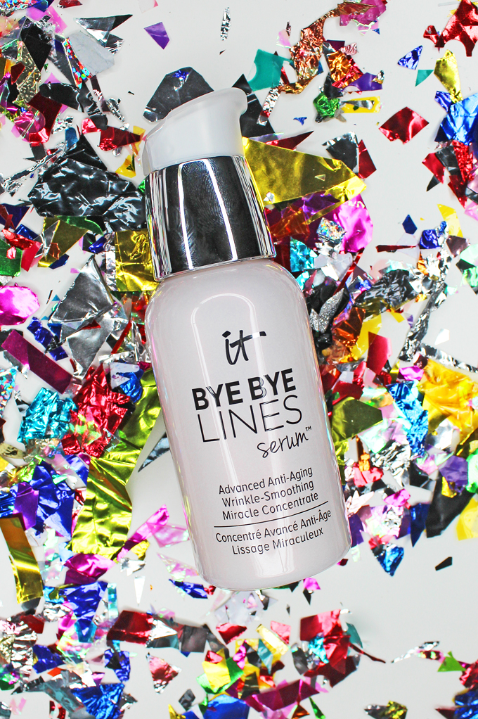 It Cosmetics Bye Bye Lines Serum Check out my reviews on some of the absolute best It Cosmetics products now available at your Sephora including skincare, makeup, & beautifying treatments on All Things Beautiful XO