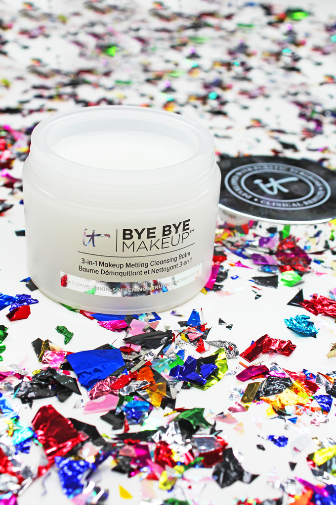 It Cosmetics Bye Bye Makeup Melting Balm Check out my reviews on some of the absolute best It Cosmetics products now available at your Sephora including skincare, makeup, & beautifying treatments on All Things Beautiful XO