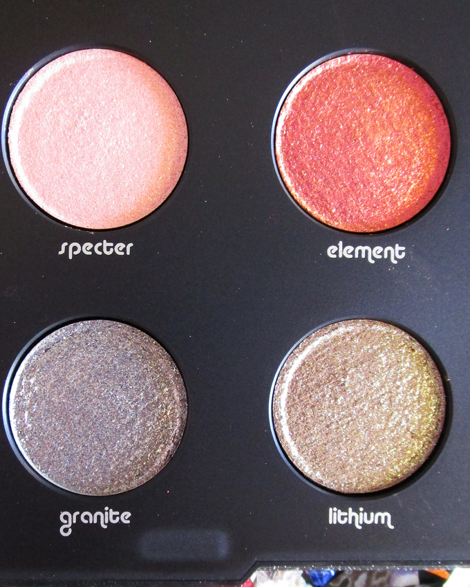 Urban Decay Moondust Eyeshadow Palette Review, Swatches, & Eye Look. Check out more makeup tutorials, nail art, & reviews on All Things Beautiful XO