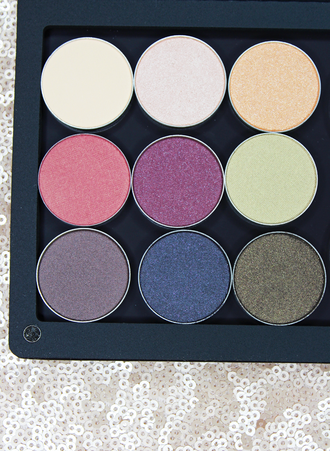 Swatches & review of the Ittse Sol Terra Luna Fall Collection + a Perfect Autumn Eyeshadow Tutorial! See more makeup, nail art, & beauty on All Things Beautiful XO