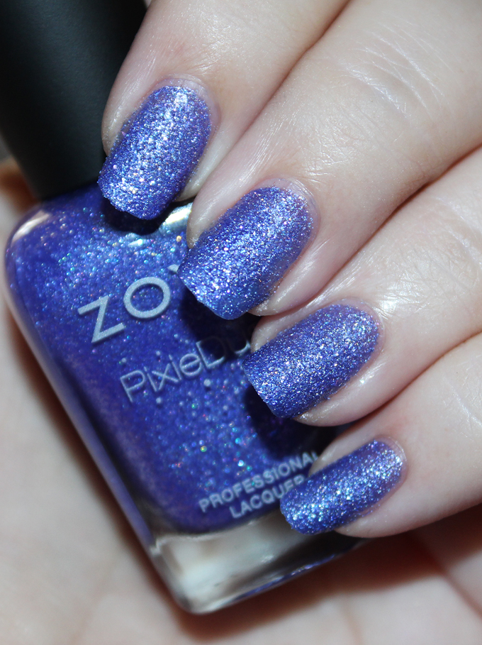 Here's a look at Zoya Nail Polish in Alice Zoya Enchanted Winter & Holiday 2016 Collection Swatches & Review