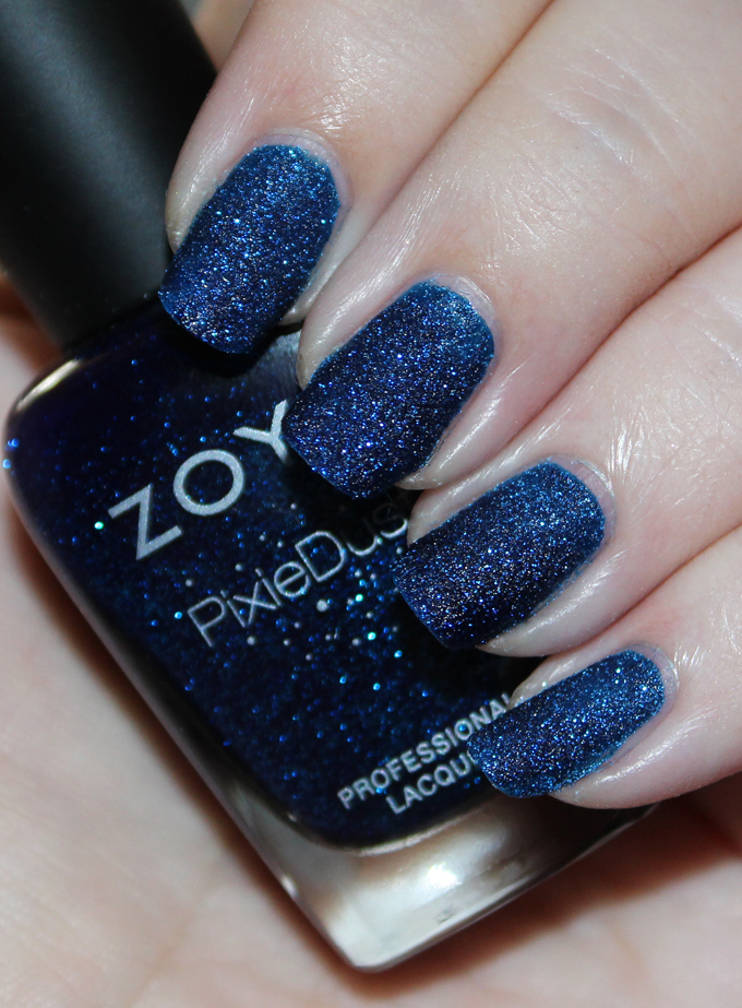 Here's a look at Zoya Nail Polish in Waverly Zoya Enchanted Winter & Holiday 2016 Collection Swatches & Review