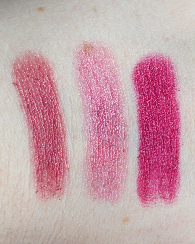 A look at the Zoya Perfect Lipstick Line with swatches, color breakdowns, finishes, & overall review on All Things Beautiful XO