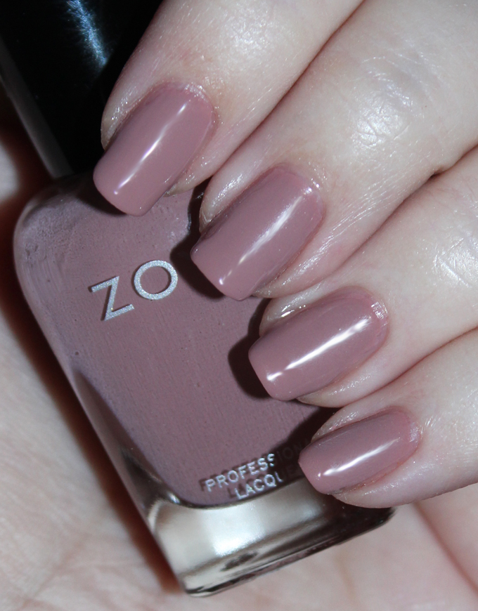 This is Zoya Nail Polish in Jill Swatches & Review Zoya Naturel 3 Collection including the shades Tatum, Cathy, Jill, Mary, Gina, & Debbie on All Things Beautiful XO