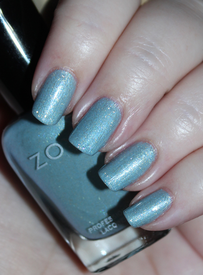 This is Zoya Nail Polish in the shade Amira Zoya Charming Spring 2017 Collection Swatches & Review including the shades Jordan, Abby, Tina, Millie, Lacey, & Amira on All Things Beautiful XO