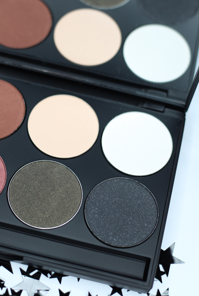 Swatches, Review, & an Eye Look using the Oh-So-Lovely Gorgeous Cosmetic Fashion 8-Pan Palette on All Things Beautiful XO